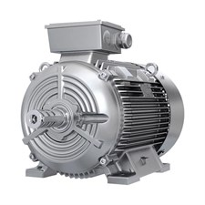 Siemens 7.5 Kw 6-Pole IE1 Low Voltage Electric Motor 965RPM