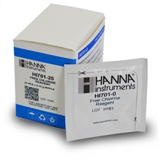 Hanna HI701-25 Free Chlorine Reagents for Checker