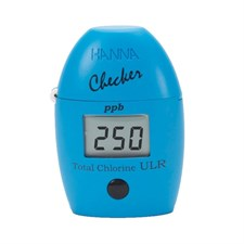 Hanna HI761 Total Chlorine Ultra-Low Range Checker