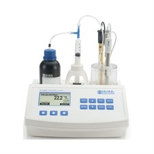 Hanna HI84529 Titrator for Titratable Acidity in Dairy Products
