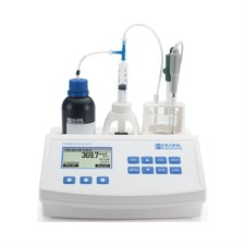 Hanna HI84530 Titrator for Titratable Acidity in Water