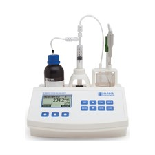 Hanna HI84531 Titrator for Titratable Alkalinity in Water & Wastewater