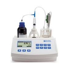Hanna HI84532 Titrator for Titratable Acidity in Fruit Juices
