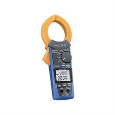 HIOKI CM4373 True-RMS AC/DC Clamp Meter with Frequency & Resistance