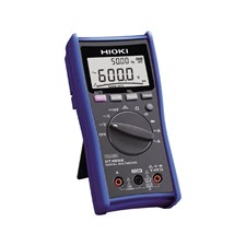 HIOKI DT4252 True-RMS Digital Multimeter with Capacitance & Frequency