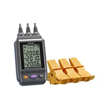 HIOKI PD3259 Digital Phase Detector with 3-Phase Voltage Measurement