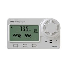 HOBO MX1102A Carbon Dioxide - Temp - Humidity Data Logger