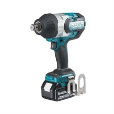 Makita DTW1001RTJ Cordless Impact Wrench 19mm - 18V