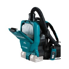 Makita DVC260 Cordless Backpack Vacuum Cleaner 2.0L - 36V
